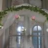 Décoration d'arche mariage