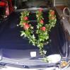 Décoration de voiture vintage