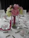 Bouquet en centre de table