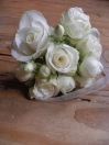 Bouquet des petites demoiselles d'honneur