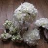 Bouquets mariage 29 Juin 2013-Florence et Rémi