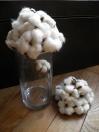 Bouquets pour des noces de coton