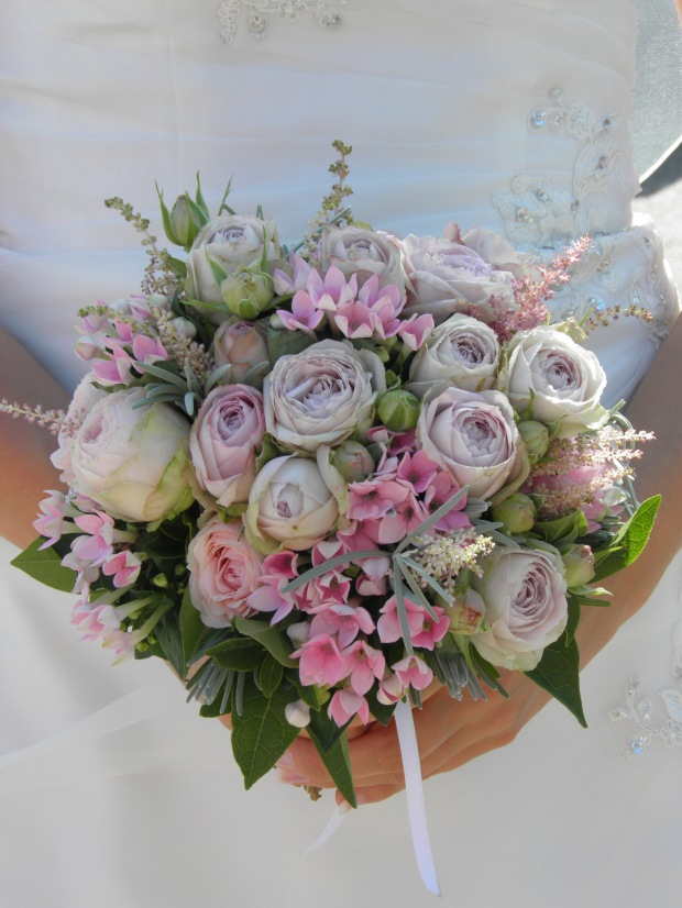 Bouquet de mariée A 27Août2016