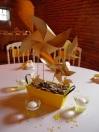 Décoration mariage moulin à vent
