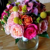 Bouquet de mariée moulins