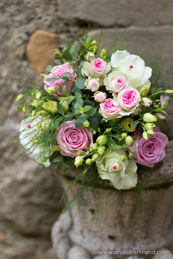 Bouquet de demoiselle d'honneur