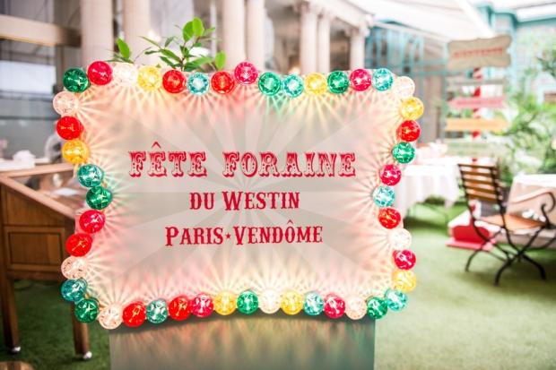 3 Fàte Foraine du Westin Paris Vendìme